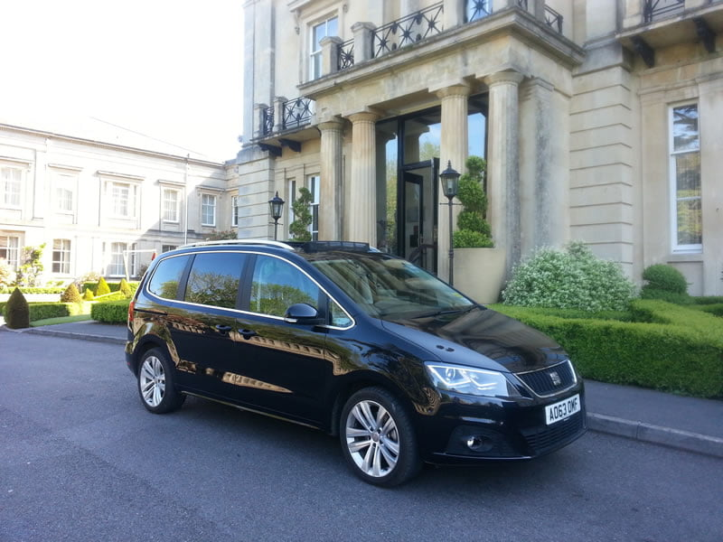The Cotswold Chauffeur tours and new car!